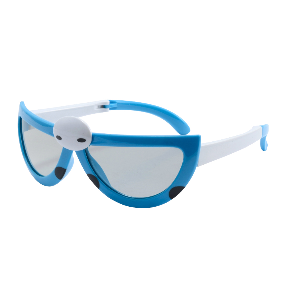 2 Pack Childrens Cinemas 3D Glasses For LG 3D TVs - Kids Sized Passive Circular Polarized Reald 3D Glasses