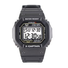 X-Captain Student Table Multi-Function Electronic Watch Led Waterproof