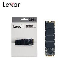 Lexar-unidad interna de estado sólido NM100 M.2 2280 SATA III (6 Gb/s), 256GB SSD de 128GB, hasta 550 MB/s, para ordenador de sobremesa y Notebook