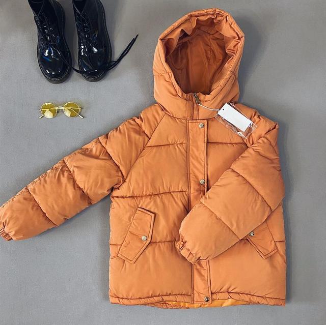 2020 nouvelles femmes Parkas veste mode solide épais chaud hiver à capuche veste manteau hiver parkas solide veste de survêtement 5