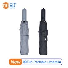 Xiaomi Umbrella 90fun umbrella Windproof Waterproof Sun Protection Ultralight folding umbrella Men /Women Portable mini umbrella