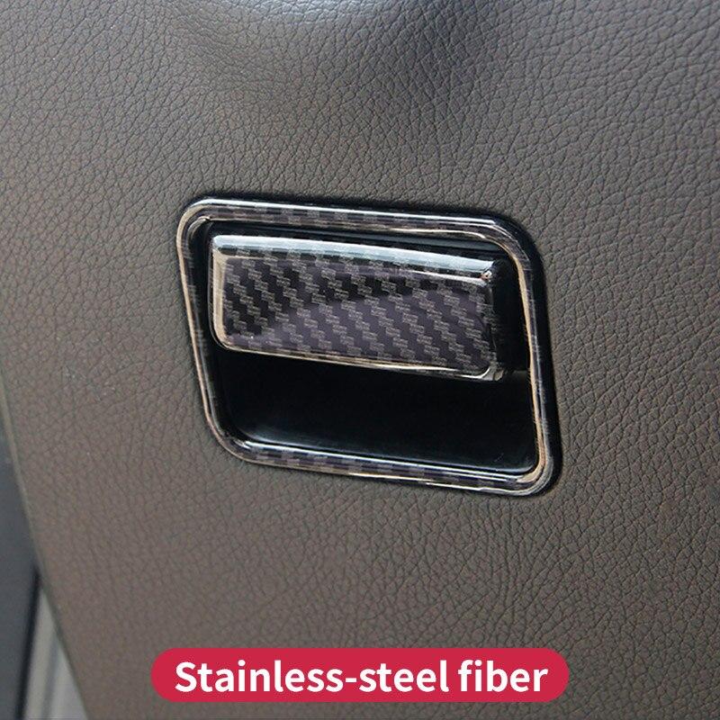Mercedes Benz için ML350 2012 320 GL450 amg gle W166 GLS63 350d bir w176 B W246 GLA X156 park el fren Sticker aksesuarları
