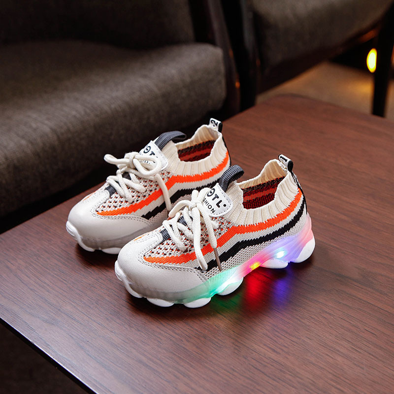 Knitted Non-slip Fashion Sneakers 3