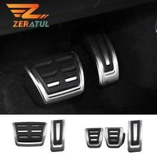 Zeratul – couvercle de Protection pour pédales de voiture, pour Seat Arona 2017 – 2021 AT MT LHD RHD