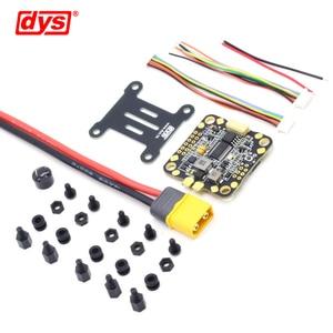 Image 2 - Система управления полетом DYS F4 PRO V2 Betaflight с 5 В/3 А 9 В/1,2 А, интегрированная защитная схема BEC, бортовой плоский кабель OSD