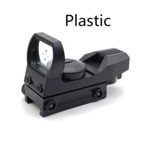 20mm Plastic Rail Riflescope H