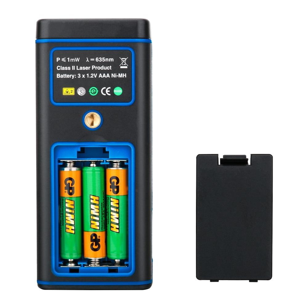 SNDWAY telemetro laser digitale display a colori ricaricabile 100 - Strumenti di misura - Fotografia 5