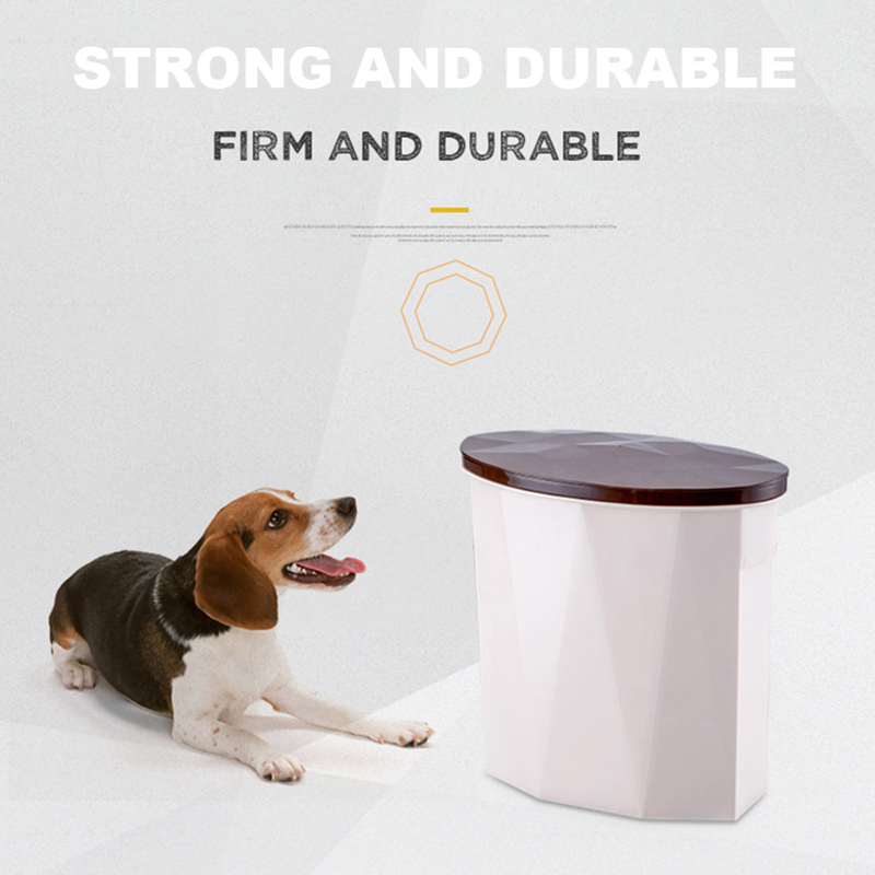 Pet Supplies Cat Dog Saving Food Storage Box Dog Food Dispenser Container Dogs Moisture-proof Sealed Storage Bucket For Rice