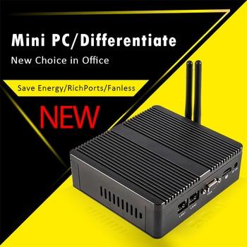 EGLOBAL X86 Motherboard M9 Celeron CPU J1900 N3160 J3160 Processor Intel NUC Pc Fanless Mini PC Embedded HD 1080P TV Box USB