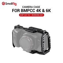 SmallRig bmpcc 4k Cage DSLR Camera Blackmagic Pocket 4k / 6K Camera for Blackmagic Pocket Cinema Camera 4K / 6K BMPCC 4K 2203B