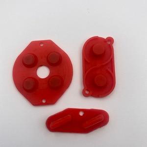 Image 4 - 70 ensembles pour Nintendo jeu garçon Original DMG 01 nouveau caoutchouc conducteur/Silicone boutons