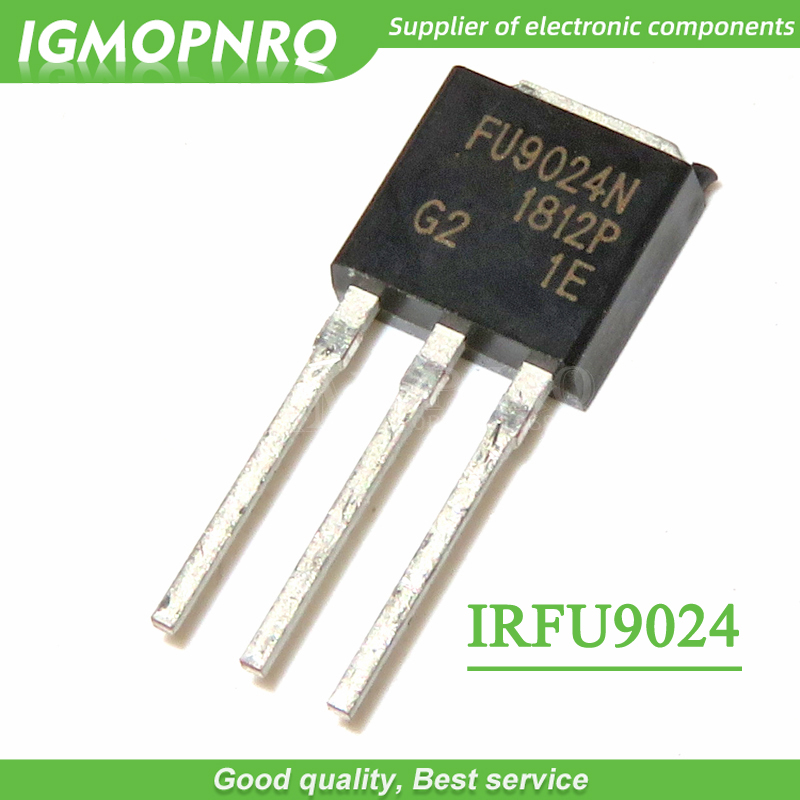 10pcs TO251 FU9024N FU9024 IRFU9024N IRFU9024 TO-251 New Original Free Shipping