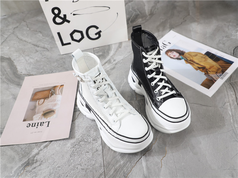 malha de alta qualidade sapatos femininos malha