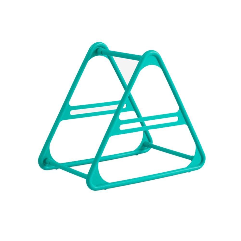 pp stable Triangles Organizer Clothes Hanger Holder Stacker Home Wardrobe Storage Racks stereoscopic hanger Detachable 30*30*30