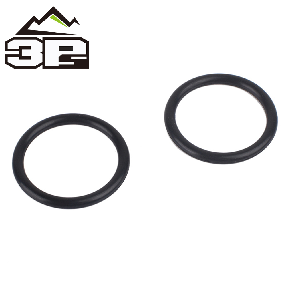 Cheap Price Tactical 2pcs/lot Airsoft Piston Head O Ring For AEG Hunting Accessories Black FB02206