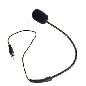 Image 2 - Walkie talkie vehicle Hands free Microphone for YAESU for FT 1802/1902/2800/7800/7900R/8900R Car Sets 6 core Crystal Head