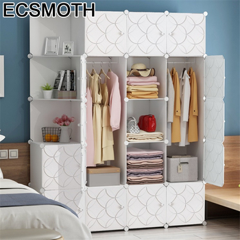 Mobilya Dressing Penderie Chambre Rangement Ropa Armario Ropero Home Furniture Mueble De Dormitorio Cabinet Closet Wardrobe