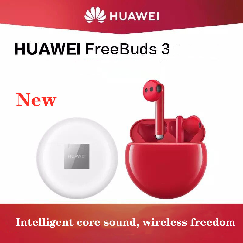 En stock Original HUAWEI freebud 3 FreeBuds3 Bluetooth écouteur TWS sans fil écouteur Kirin A1 puce ANC fonction originale Protector Huawei P8 Lite 2017 Dorado Completo 3D Cristal Templado de Pantalla