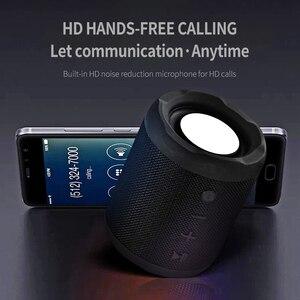 Image 4 - M2 Altifalante Sem Fio Bluetooth 5.0 Mini Speaker Coluna de Grande Capacidade Da Bateria Suporte Handfree Cartão TF de Rádio FM de Áudio Aux