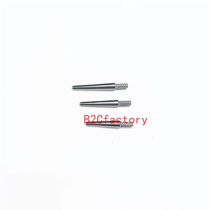 1000 шт./кор. зубной лабораторный дюбель из цинкового сплава, короткий 1,8 #