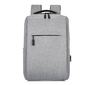 15.6 Inch Laptop Men Backpack Larger Capacity Travel Male Laptop Backpack Usb Charging Computer Backpacks Waterproof Bag for Men - Gray, China