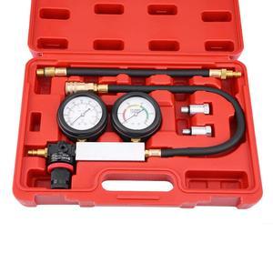 Image 4 - Mr Cartool TU 21 4Pcs Cylinder Leak Tester Compression Test Kit Cylinder Petrol Engine Compression Leakage Leakdown Detector