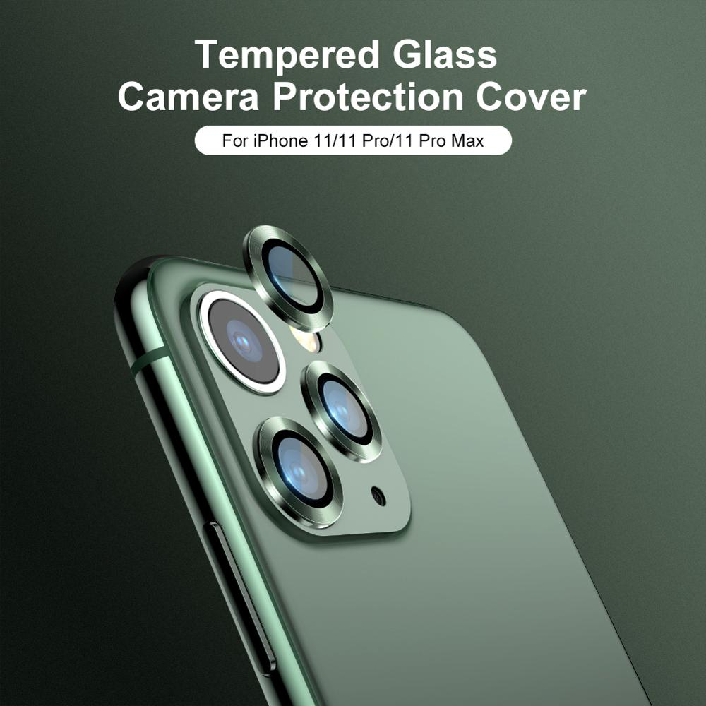 Camera Leans Cover NILLKIN 3 PACK Tempered Glass Camera Protector For IPhone 11 For IPhone 11 Pro For IPhone 11 Pro Max Cover