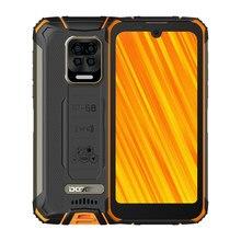 DOOGEE S59 Pro IP68/IP69K 4 + 128GB NFC wytrzymały smartfon 10050mAh Super bateria telefon komórkowy 2W głośnik głośnikowy