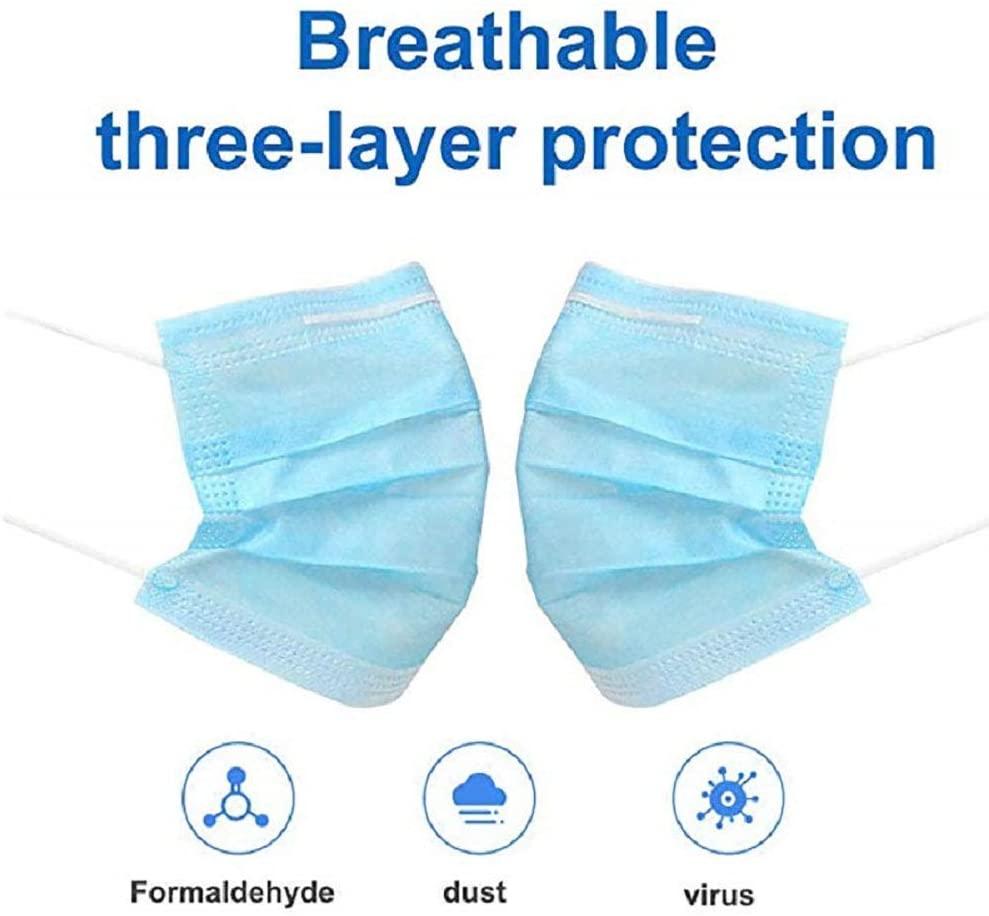 face-mouth-mask-anti-dust-disposable-face-masks-maska-antywirusowa-3-layers-Elastic-ear-hook-mask (2)