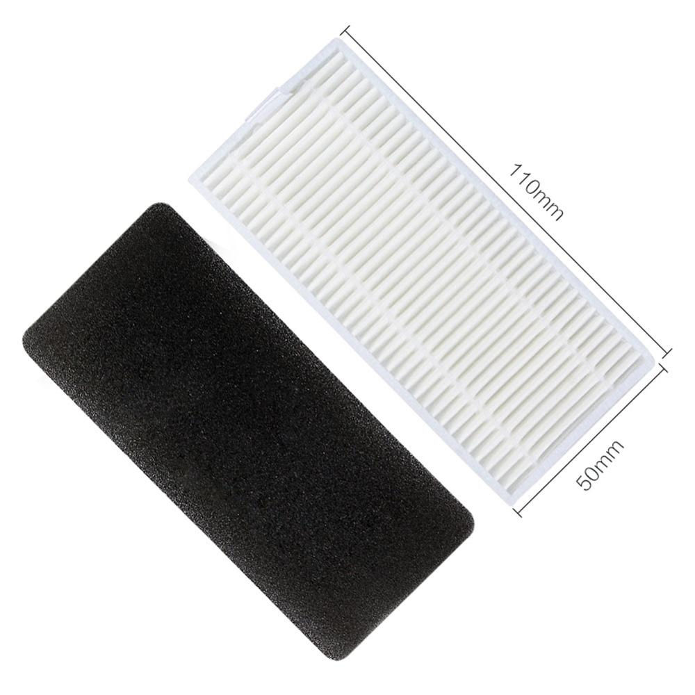 Image 4 - Replacement for Cecotec Conga Excellence 990 Robot Vacuum Cleaner Accessory Kit Main brush Hepa Filter,Side Brush-in Vacuum Cleaner Parts from Home Appliances