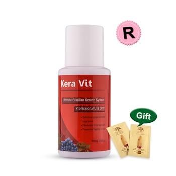 Brazilian Keratin Hair Straighten Keravit Keratin 12% Formaldehyde  Repair Damaged Best For Hair Care недорого