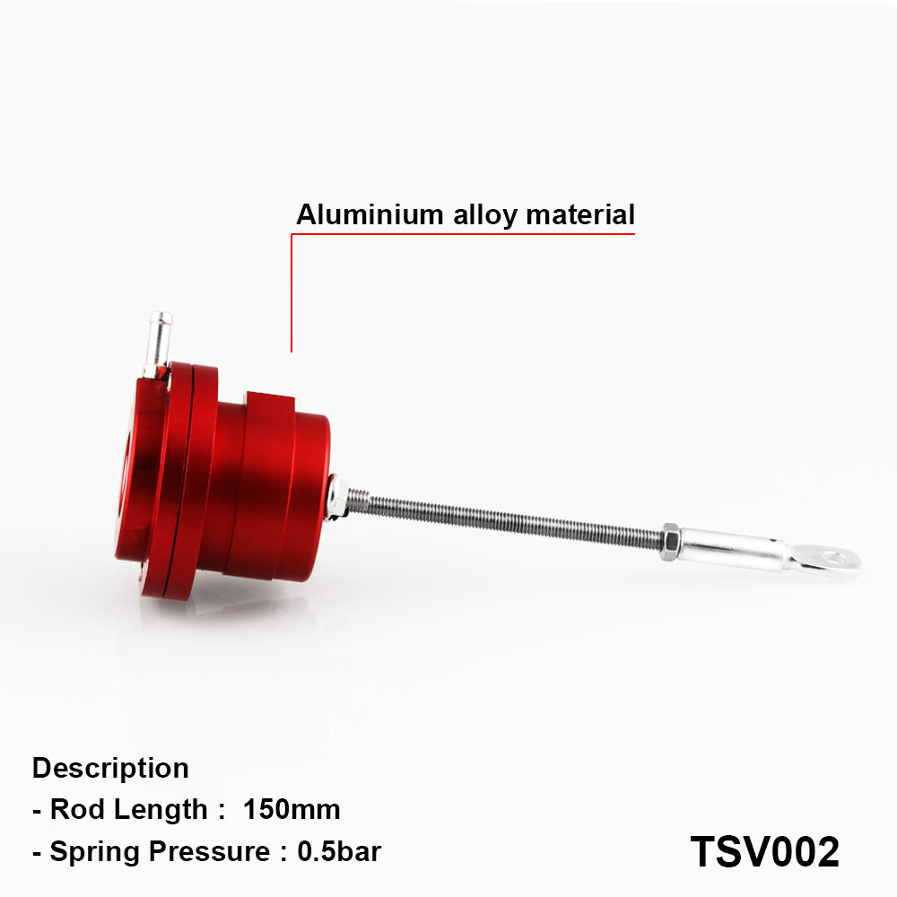Atuador ajustável turbo válvula solenóide liga de