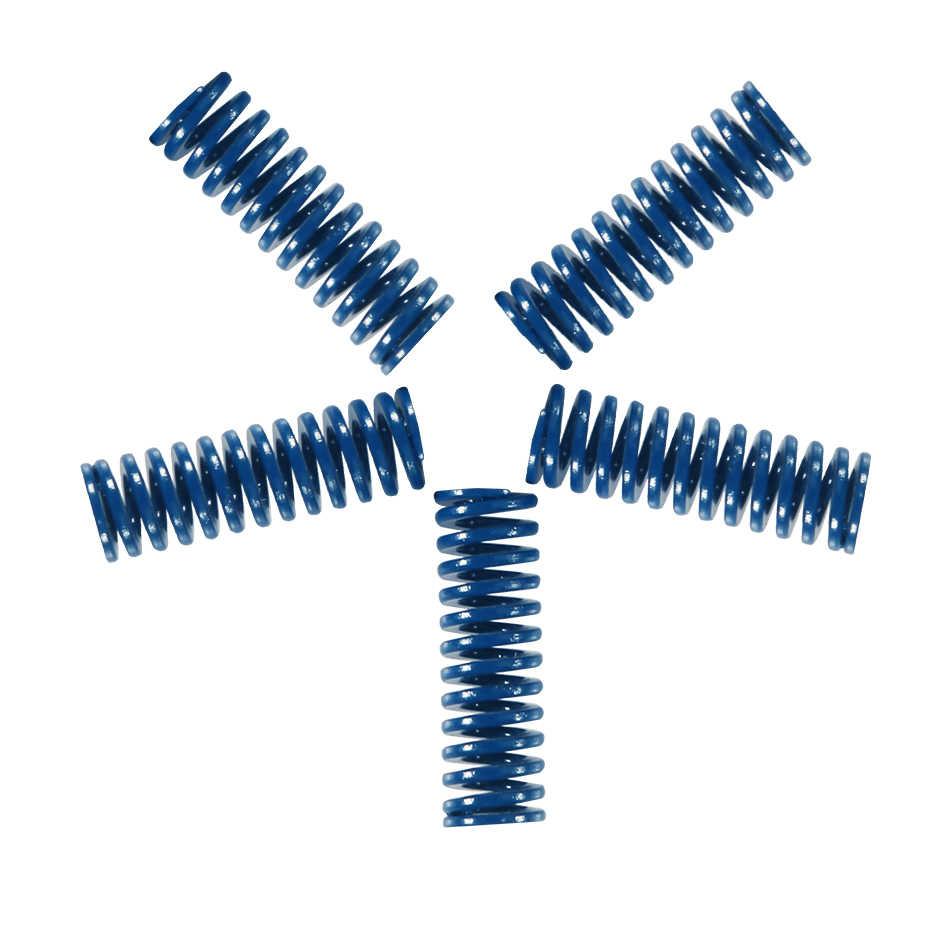 เตียงอุ่นสปริงส์ Die Springs Light โหลดฤดูใบไม้ผลิสำหรับ 3D ชิ้นส่วนเครื่องพิมพ์ Creality CR-10 10S S4 Ender 3 Heatbed springs ด้านล่าง