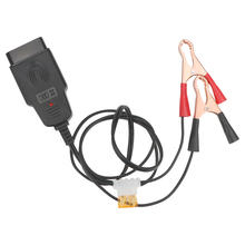 Leepeeプロの車のコンピュータecuメモリセーバーユニバーサルOBD2 バッテリー交換ツール自動緊急電源ケーブル