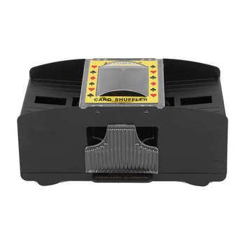 Karty do gry w pokera s automatyczne automatyczne karty do gry w karty do gry w karty automatyczne tasowanie tasowania tanie i dobre opinie TMISHION CN (pochodzenie) Z tworzywa sztucznego Ręcznie