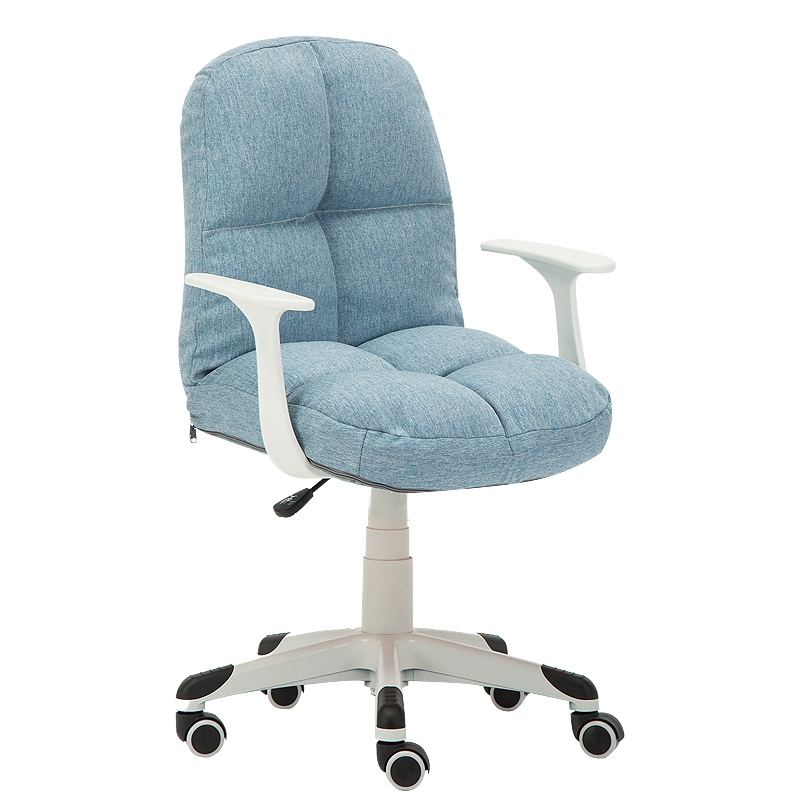 Office Computer Chair Home Simple Modern Student Dormitory Study Writing Chair Study Bedroom Office Lift Rotary Cloth Chair