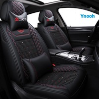 Ynooh Car seat covers For renault logan 2 duster logan laguna 2 espace one car protector