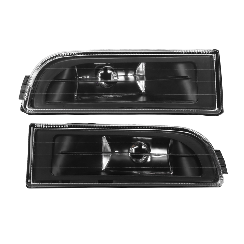 1 Pair Left And Right Front 63178352024 63178352023 Bumper Fog Light Lamp For Bmw E38 7-Series 740I 750Il 1995 1996 1997 1998 19
