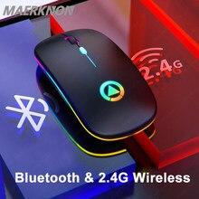 Rato sem fio mouse para computadores minie bluetooth mouses souris sans fil mouse sem fio ratos rato rato rato sem fio teclado