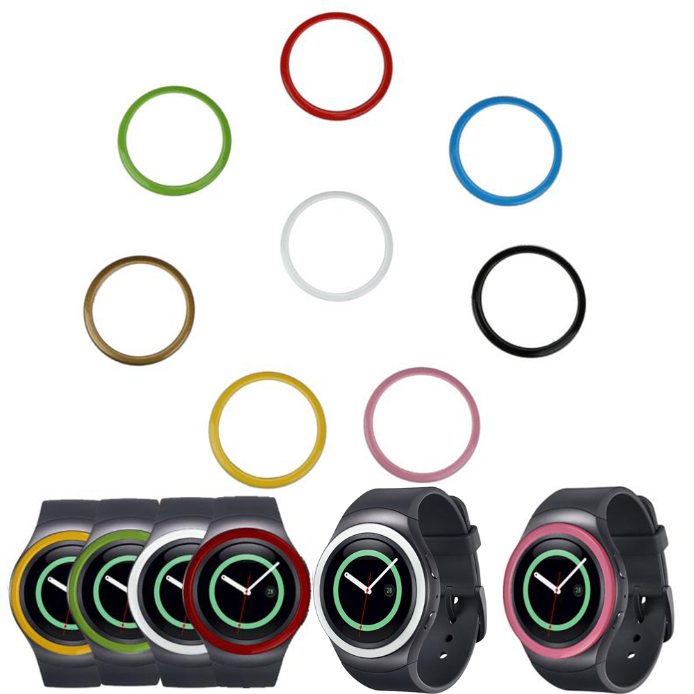 New Colorful Fashion Slim Designer Sleeve Case Cover For Samsung Gear S2 SM-R720 High Quality protection Sport watch Accessories