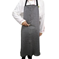 Cut Proof Stab Resistant Butcher Anti Cutting Wear Protective apron For Slaughterhouse Security Work and Glass Processing N