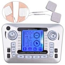 Stimulateur musculaire électrique, relaxation nerveuse, Acupuncture, brûleur de graisse, soulagement de la douleur, masseur à impulsions électronique, EMS, Machine amincissante