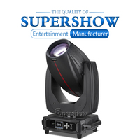 380W Beam Moving Head Spot Light Led Wash Led DMX512 Remote Control Stage Effect DJ Nightclub Event Equipment