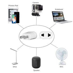 Image 5 - European Plug Adapter AU Australian Power Adapter Plug Converter American US to EU Plug Travel Adapter Sockets Charger Outlet