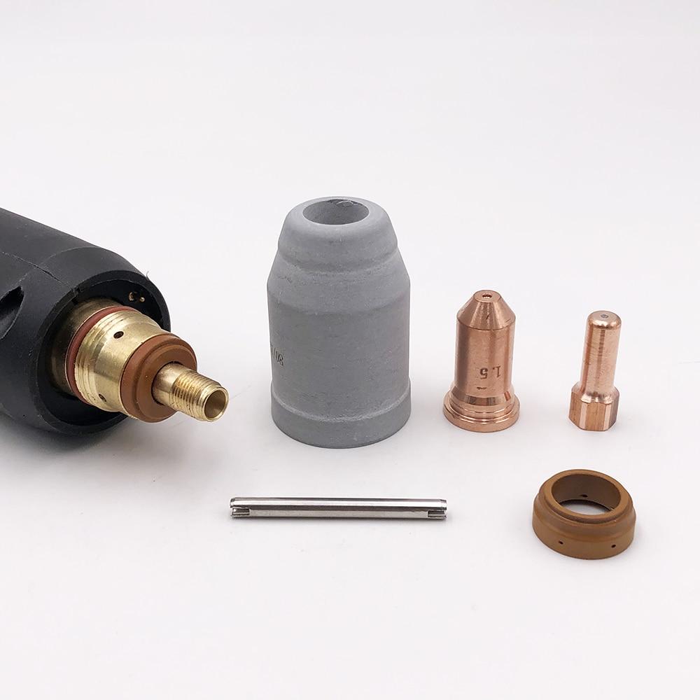 Torch 100 HF PTM100 Body  PTM Non Torch IPT Consumable Head 100 PT IPT100 PT100 100 Air Arc Pilot Plasma Replacement  Cutting