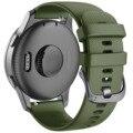 18mm Sport Uhr band für Vivomove 3S 39mm, hohe Qualität Weichen Silikon Ersatz Riemen für Huawei Uhr/Vivoactive 4S 40mm