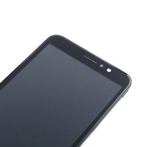 Image 4 - Alesser para Cubot J5 pantalla LCD y reparación de conjunto de pantalla táctil piezas con herramientas y adhesivo para teléfono Cubot J5 con marco