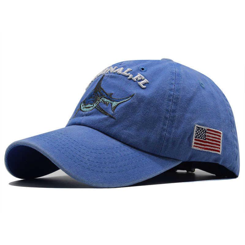 % 100% yıkanmış pamuk beyzbol kapaklar erkekler yaz Retro kap nakış Casquette baba şapka Gorras Planas Snapback