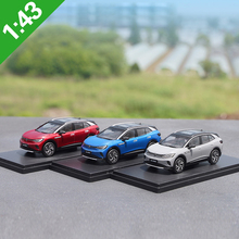 High Meticulous 1:43 VW CROZZ ID4 SUV ID.4 Alloy Car Static Metal Model Vehicles For Collectibles Gift