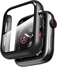 Для apple watch series 6/ se/5/4 со встроенной защитой для экрана